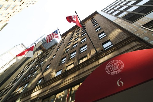 Cornell Club New York Guest Rooms