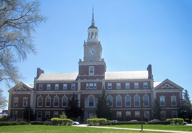 Founders Library At Howard University, Washington, D.C., Designed By Albert  Cassell. Image