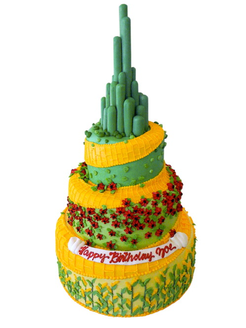 Wizard Cake Ideas