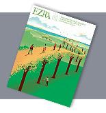 spring 2018 Ezra magazine cover
