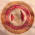 Ezra Cornell seal