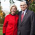 Nancy and Peter Meinig