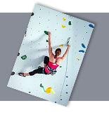 Lindseth climbing wall