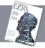 Ezra Spring 2012 cover image