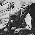 John O'Neill in the cockpit