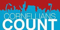 Cornellians Count logo
